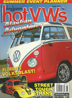 Hot VW Cover